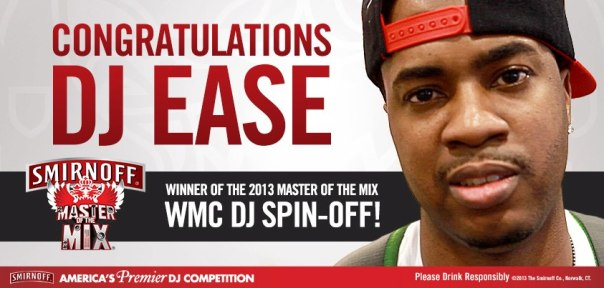 DJ EASE WMC MASTER OF MIX
