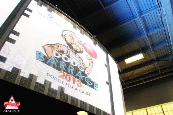 Dodge Barrage #DODGEBARRAGE